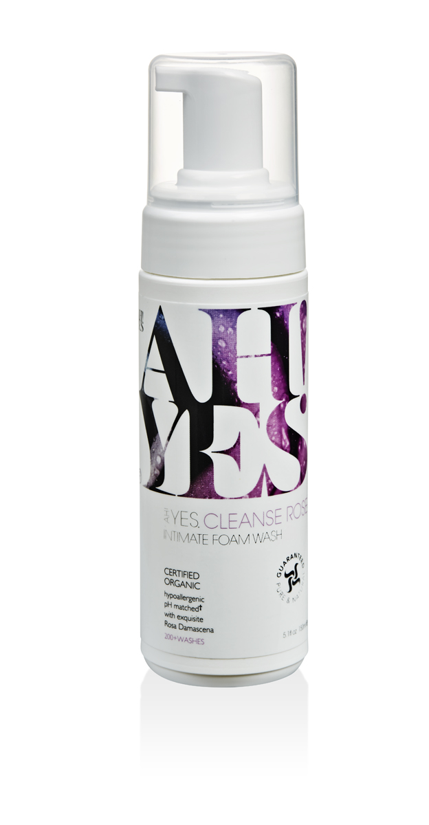AH! YES CLEANSE Rose - 5.1 fl oz